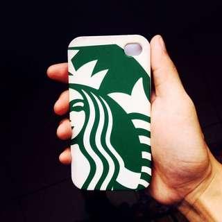 Iphone iphone 4s case casing starbucks