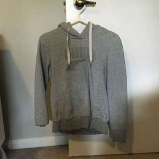 Grey Puma Sweater