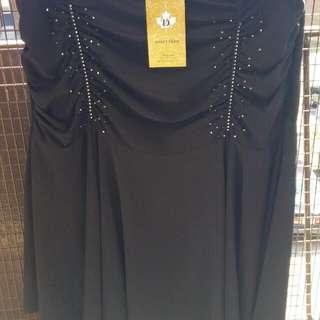 PFSF home. Ladies Black Dress Top Never Worn W/tags Sz.XL Pick up Markham Rd & Eglinton E