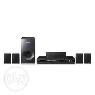Samsung 5.1ch Home Theater( HT-E350K)