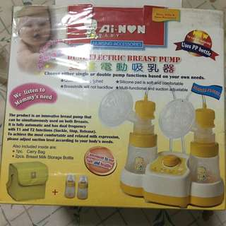 Ainon Baby Dual Electric Breast Pump