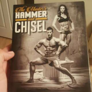 Beach body DVD's.  The Master Chisel And The Masters Hammer. #21dayfix