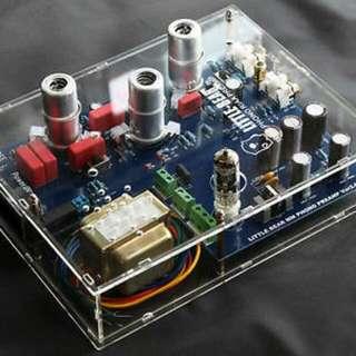 Little Bear T10 New Tube Phono Preamp Pre-Amplifier MM Turntable RIAA HiFi V2.6