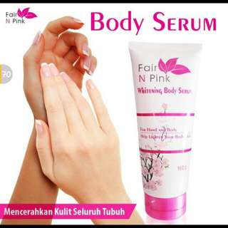 Fair Pink Body Serum