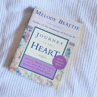 Journey To The Heart Inspirational Book