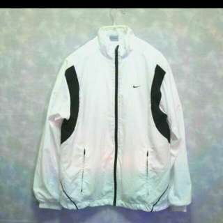 Nike 復古 Vintage 刺繡 風衣外套 薄外套