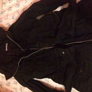 Bench Black Fall Jacket