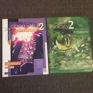 Heinemann's Chemistry And Biology 2