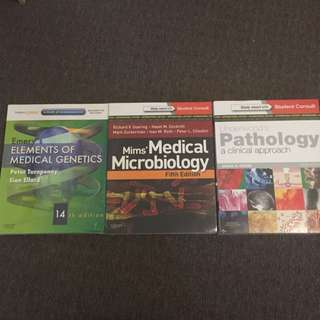 NEW Medical Books