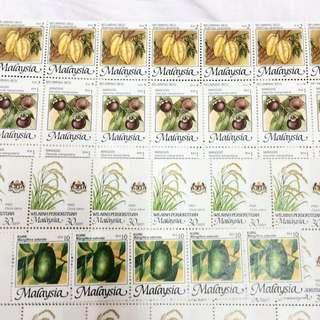 POS Malaysia Stamps