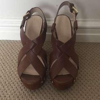 Sale Pending-Forever New Sandal (size 39)