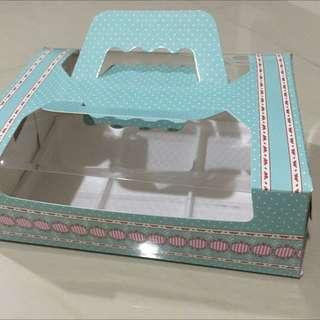 50g Mini Mooncake carrier Box.