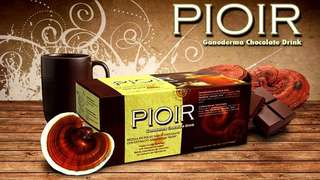 Pioir Ganoderma Chocolate Drink