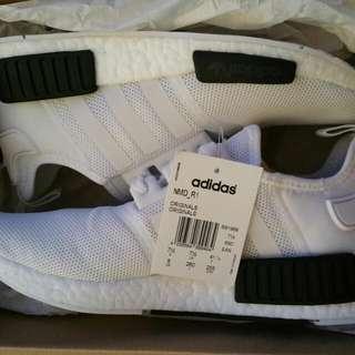Adidas Originals Nmd R1 Panda Sz US8