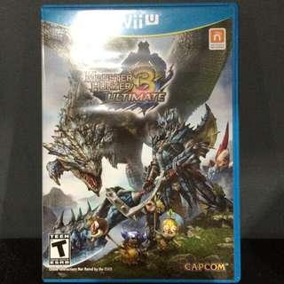Monster Hunter 3 Ultimate (US) - WiiU