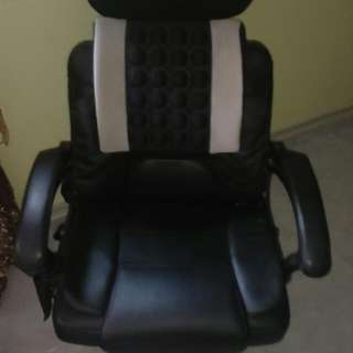 Computer Chair With Messager