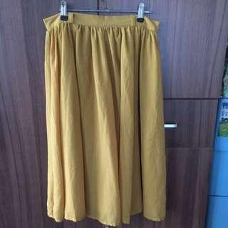 Forever 21 Mid-length Skirt