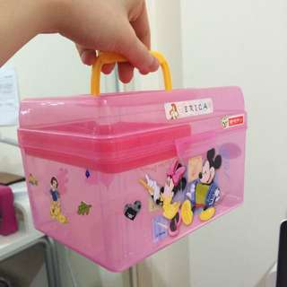 Kids Box ( Lunch Box, Multipurpose Box, Artcraft Tool Box)
