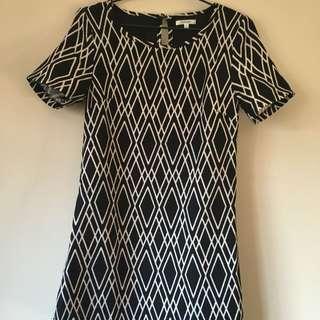 A Line T-Shirt Dress