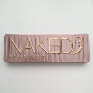 Naked 3 Palette REPLICA