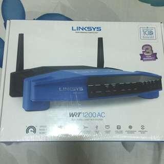 [BN]Linksys WRT 1200AC Dual-Band Gigabit Wi-Fi Router