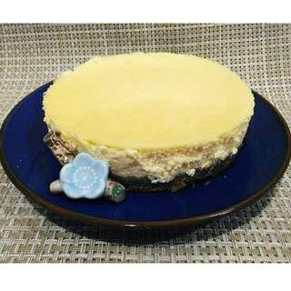 重乳酪蛋糕-六吋