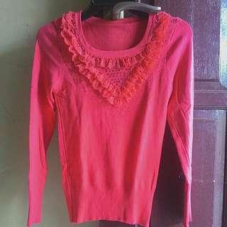 Sweater Rajut Press