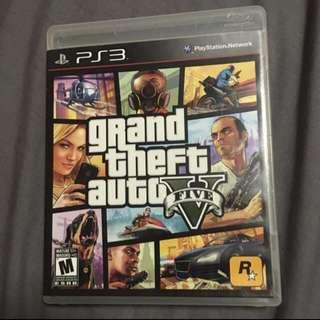 GTA V 5 PS3