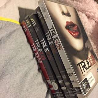 True Blood 1-5