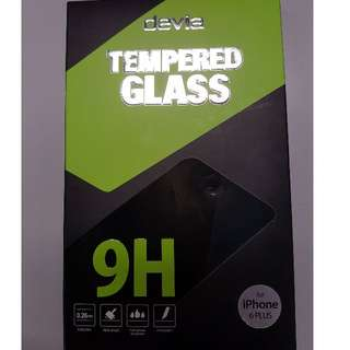Devia iPhone 6 Plus 5.5 Screen Protector, Tempered Glass