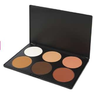 BH COSMETICS CONTOUR AND BLUSH 2 KIT