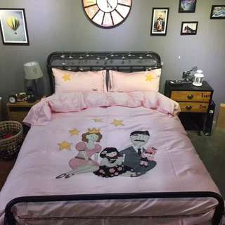 D&G Family Bedsheet Set