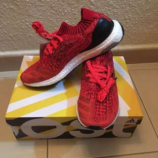 Adidas ultraboost uncage solar red! 100% Authentic