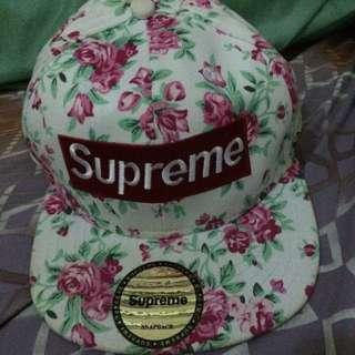 Supreme Cap (flowery)
