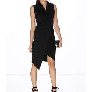 Tuxedo Style Dress Size 10 NEW
