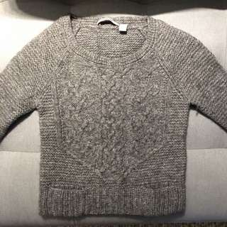 COUNTRY ROAD CROP JUMPER XS