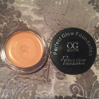 Outdoor Girl Creme Foundation #2
