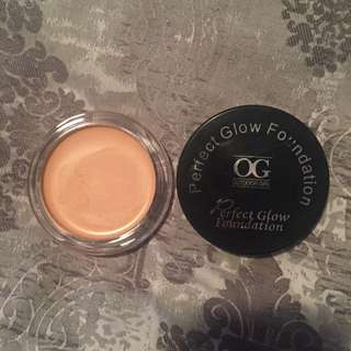 Outdoor Girl Creme Foundation #1