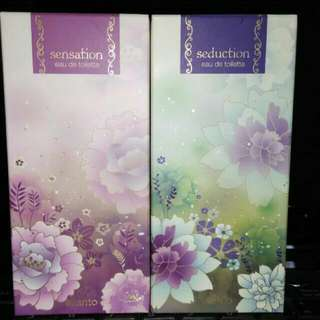 Sensation And Seduction EAU DE TOILETTE