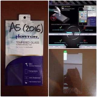 TEMPERED GLASS NORTON FOR SAMSUNG GALAXY A5 (2016) / tempered glass norton for samsung galaxy a5 (2016)