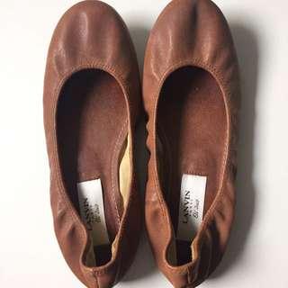 Lanvin Flat Shoes