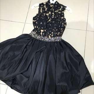 SHERRI HILL TUTU DRESS