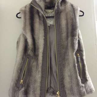 Faux Fur Forever New Vest