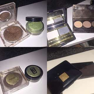 X4 Eyeshadows