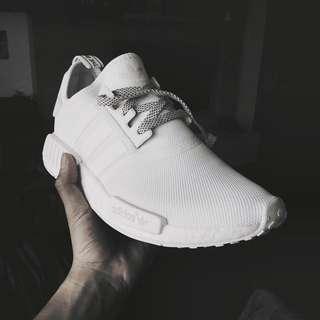 Adidas Originals NMD All White