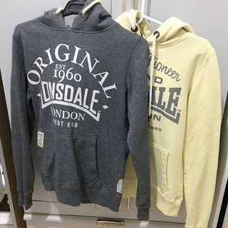 Lonsdale Jumpers