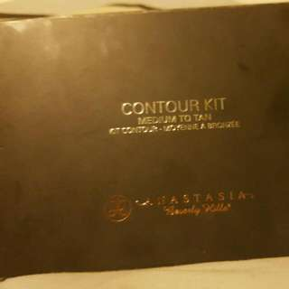 Anastasia Beverly Hills Contour Kit Medium To Tan