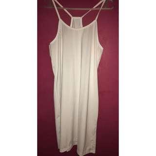 White Sachi Dress