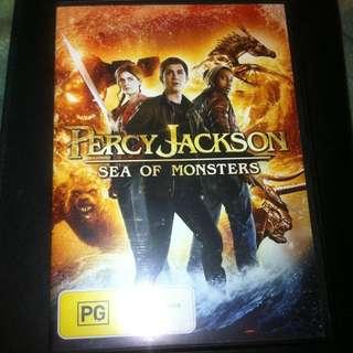 🆕 Percy Jackson Movies