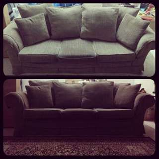 MACY 3 Seater Sofa